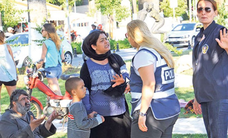 Syrian refugees affect Aegean, Mediterranean tourism in Turkey negatively