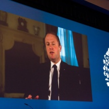 159-Video Link with the Prime Minister Joseph Muscat