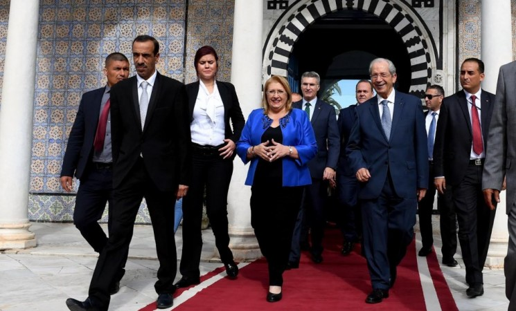 President on Tunisia visit – agreement expected for more co-operation in tourism sector