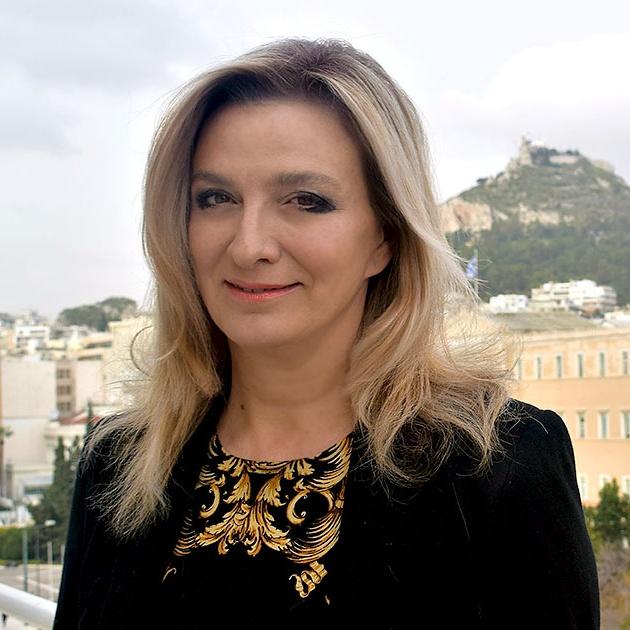 Angeliki Hondoromatidou